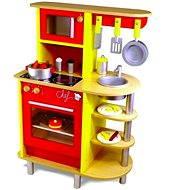 Küche inkl. Utensilien und Lebensmittel - Spielset