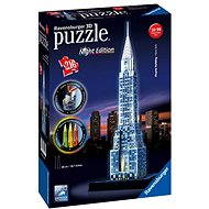Chrysler building - Night Edition - Puzzle
