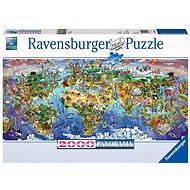 Ravensburger Krásy sveta Panorama