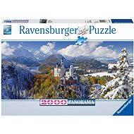 Ravens Neuschwanstein Panorama