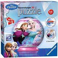 Ravensburger 3D Puzzleball - Ledové království - Puzzle