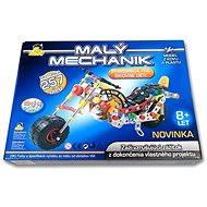 Kleine Mechaniker - Motorrad - Baukasten