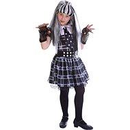 Šaty na karneval - Příšerka vel. M - Dětský kostým