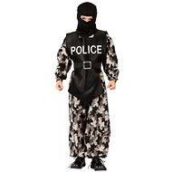 Šaty na karneval - Policista vel. M - Dětský kostým