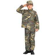 Kleid für den Karneval -. Soldat vel M