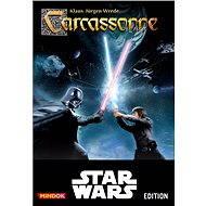 Carcassonne Star Wars - Společenská hra