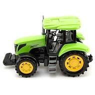 Traktor auf dem Schwungrad - Traktor