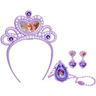 Sofia the First: Set crown and amulet