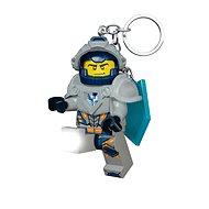Lego Ritter Nexo glänzende Tonmarionette - Schlüsselring