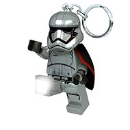Lego Star Wars Captain Phasma shining figurine