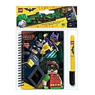 LEGO Batman Film Mini-Notebook mit Stift