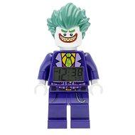 LEGO Batman Movie Joker hodiny s budíkem - Hodiny do dětského pokoje