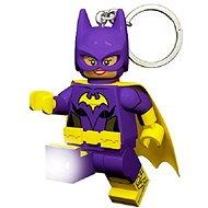 LEGO Batman Movie Batgirl svítící figurka - Svítící klíčenka