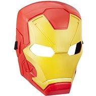 Avengers hrdinská maska Iron Man - Dětská maska na obličej