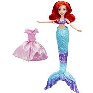 Disney Princess Princezna Ariel mořská panna - Panenka
