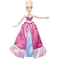Disney Princess Princess Cinderella with a magical dress - Doll