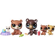 Littlest Pet Shop Collector's Edition Teddy Bears