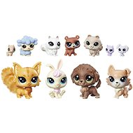 Littlest Pet Shop Big collector set of 11 pet pets - Play Set