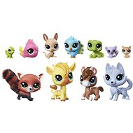 Littlest Pet Shop Large collector set of 11 animals - Play Set