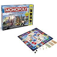 Monopoly Here and Now World Edition SK