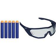 Nerf Elite Brýle + 5 ks šipek - Dětská pistole