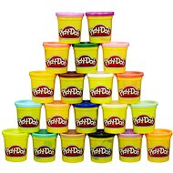 Play-Doh Super Colour Pack - 20 Stück - Modelliermasse