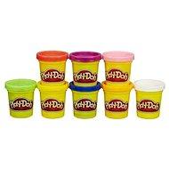 Play-Doh Starter Pack - 8 Stück - Modelliermasse