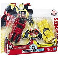 Transformers RID Kombinátor Bb & Sideswipe