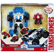 Transformers RID Set Strongarm kombinieren