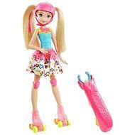 Mattel Barbie In the world of games on skates