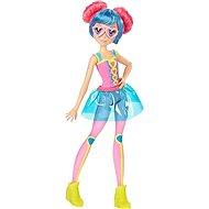 Mattel Barbie Ve světě her – růžovo-modrá spoluhráčka - Panenka