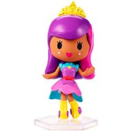 Mattel Barbie Ve světě her fialová figurka - Panenka
