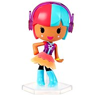 Mattel Barbie Ve světě her červeno-modrá figurka - Panenka