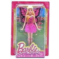 Mattel Barbie Rozprávkový set - ružovo-čierna