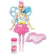 Mattel Barbie Luftblase-Fee rosa - Puppe