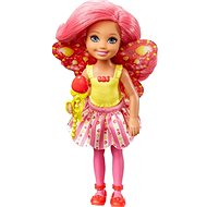 Mattel Barbie Dreamtopia Junior-Fee - Chelsea Rosa/Gelb - Puppe