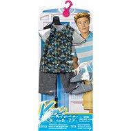 Mattel Barbie Kenův obleček – bílo-zelený - Panenka