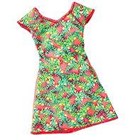 Mattel Barbie šaty - zelené