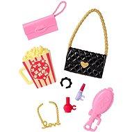 Mattel Barbie doplňky – Malibu Popcorn - Příslušenství k panence