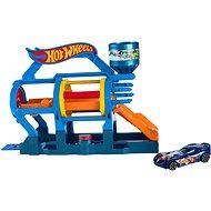 Hot Wheels Skládací herní set – Turbo Jet Car Wash