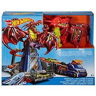 Hot Wheels Fighting the Dragon
