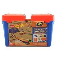 Hot Wheels Track Builder Základní set - Herní set