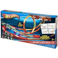 Hot Wheels Track Builder Super dráha - Hračka
