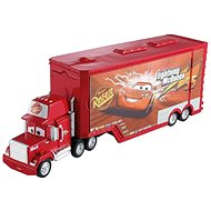 Mattel Cars Transforming Mack to jump from the tower