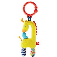 Fisher-Price - Hanging Giraffe - Baby Rattle & Teether