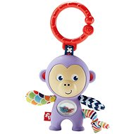 Fisher-Price - Suspicious monkey - Baby Rattle & Teether