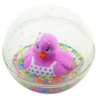Fisher-Price - Pink duck in a ball
