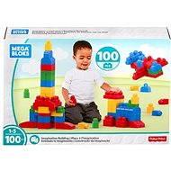 Mega Bloks Stavění s fantazií (100) - Stavebnice