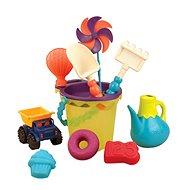 B-Toys Sada hraček na písek v tašce - Sada na písek