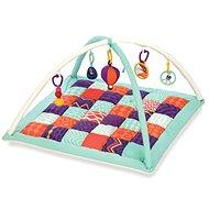 B-Toys Hrací deka s hrazdou Wonders Above - Dětská hrazdička
